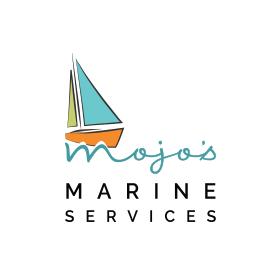 Mojo's Marine Services | Logo
